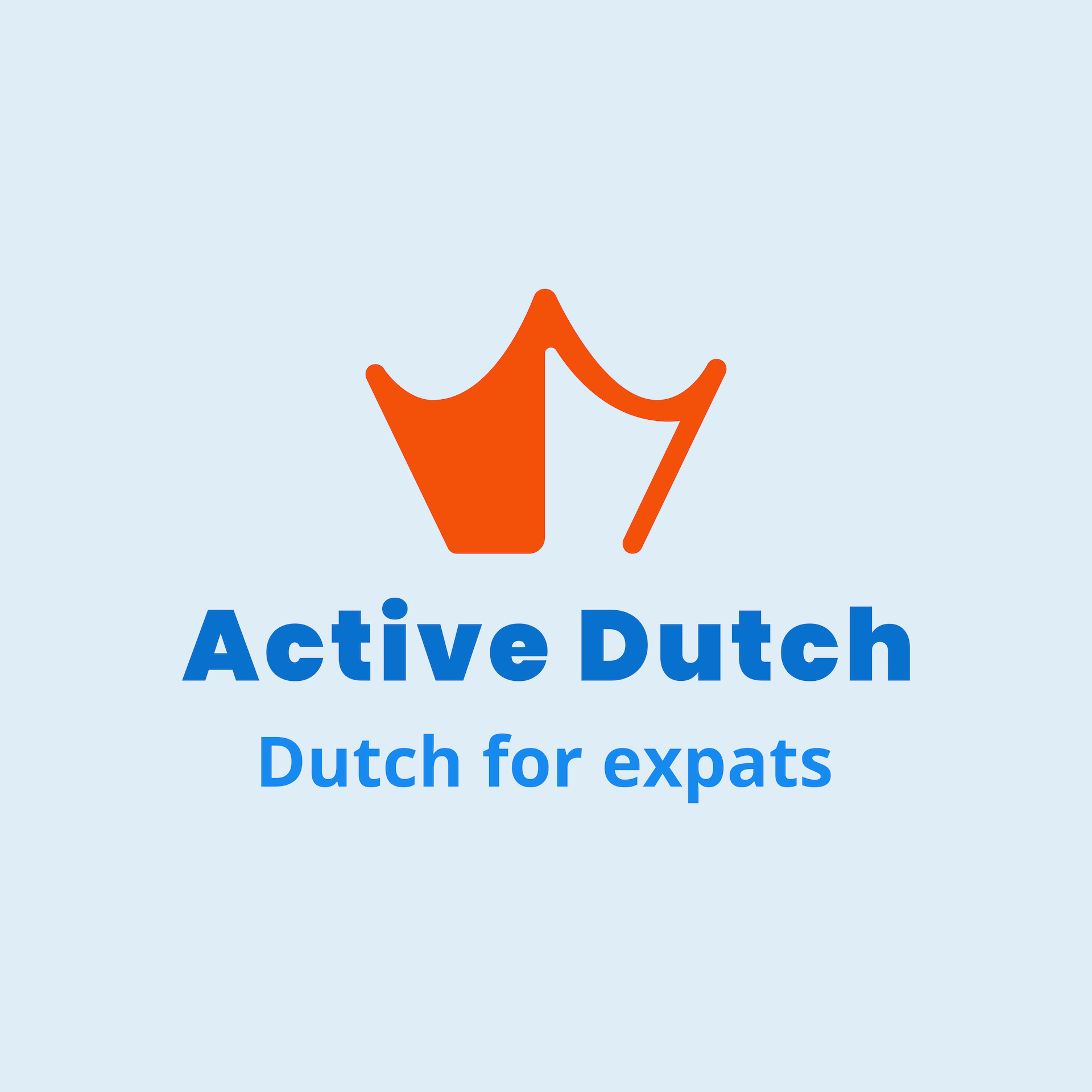 Dutch for expats - Active Dutch