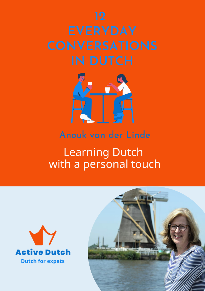 12 Everyday conversations in Dutch ebook