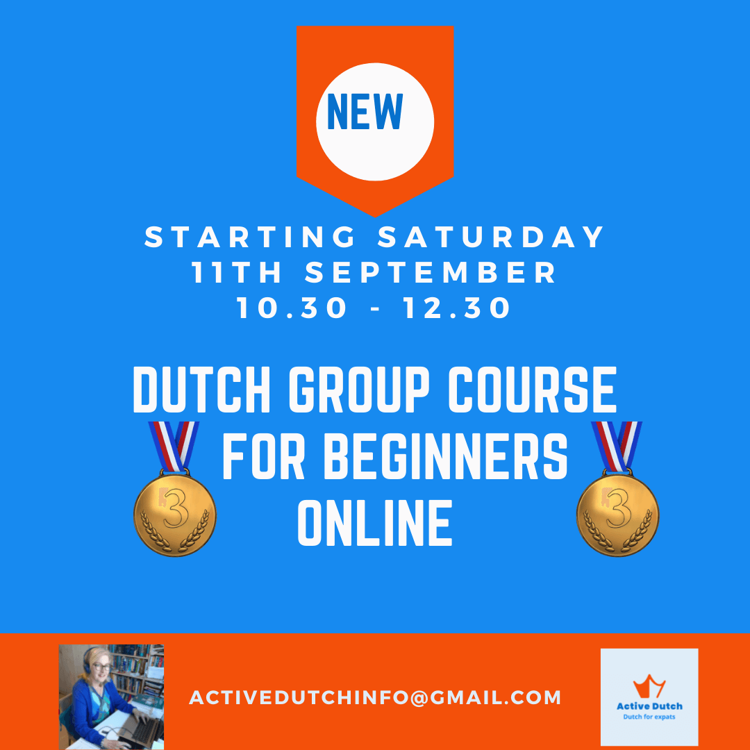 Dutch group courses for beginners - Active Dutch